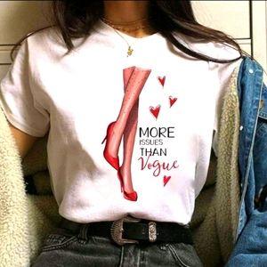 💋Vogue T-Shirt
